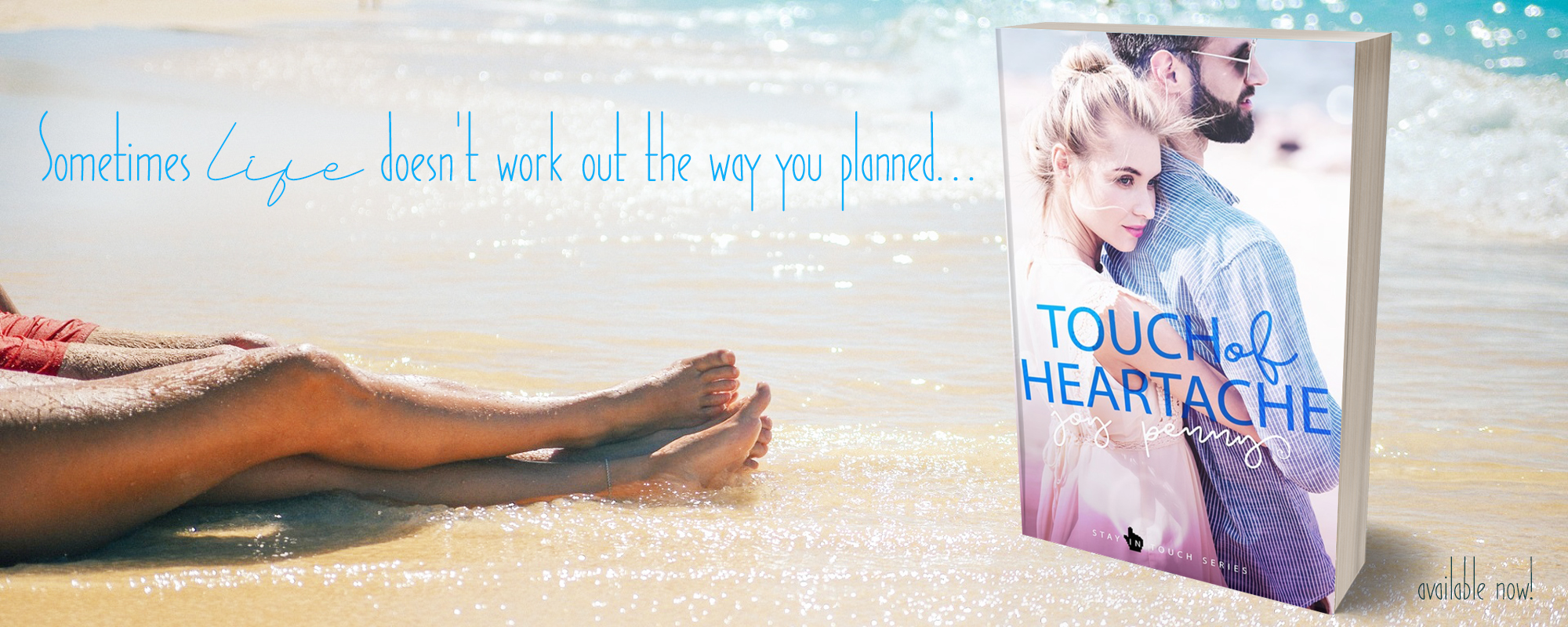 Touch of Heartache by Joy Penny, available now