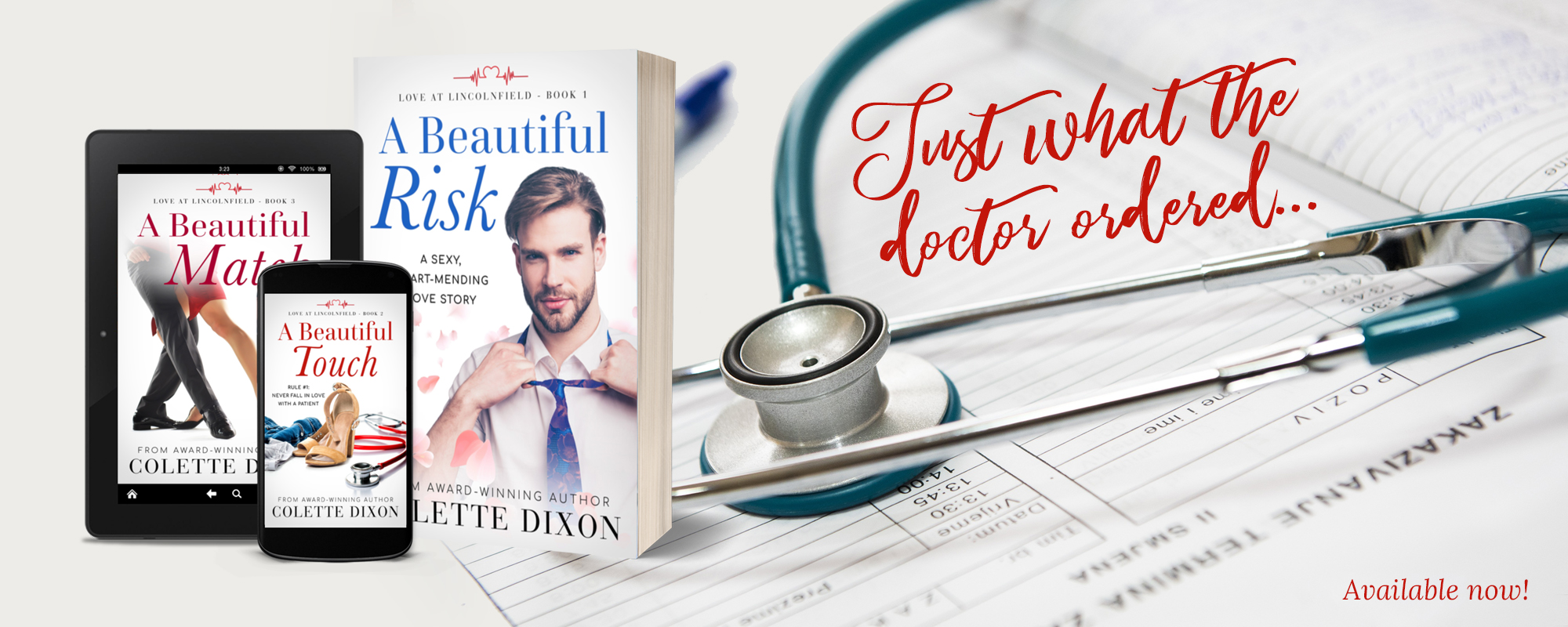 Love at Lincolnfield by Colette Dixon, available now