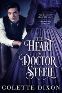 The Heart of Doctor Steele by Colette Dixon