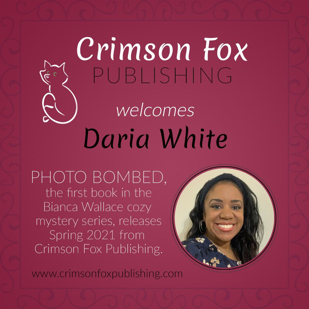 Welcome, Daria White