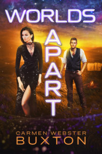 Worlds Apart by Carmen Webster Buxton